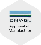 Approval of Manufactuer